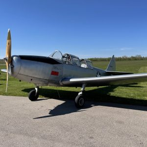 Fairchild PT-19 Ride